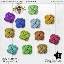 LAZY BUTTONS 2