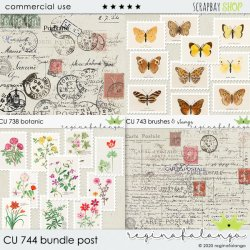 CU 744 BUNDLE POST