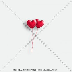 LOVE 118 BALLOON