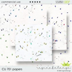 CU 701 PAPERS