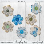 paper flowers 16