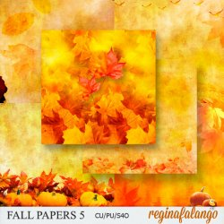 FALL PAPERS 5