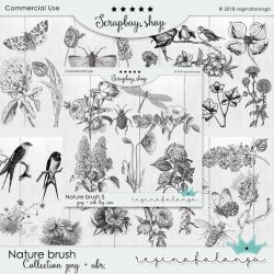 NATURE BRUSH COLECTION