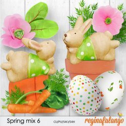 SPRING MIX 6 EASTER
