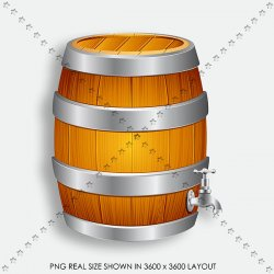 AUTUMN 120 BARREL