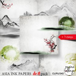 ASIA INK PAPERS