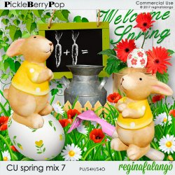 SPRING MIX 7 EASTER