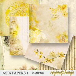 ASIA PAPERS 1