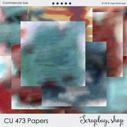 CU 473 PAPERS WATERCOLOR
