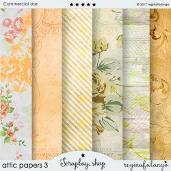 ATTIC PAPERS 3