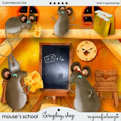 Mouse's school