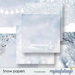 SNOW PAPERS