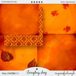 FALL PAPERS 11