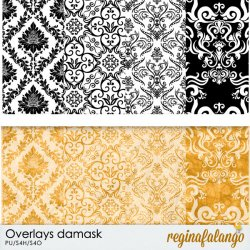 OVERLAYS DAMASK