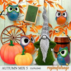 AUTUMN MIX 5