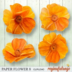 PAPER FLOWERS 08