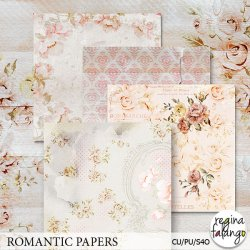ROMANTIQUE PAPERS