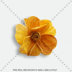 EMBEL 104 PAPER FLOWER