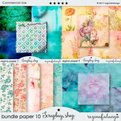 BUNDLE PAPERS 10