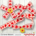 LOVE RIBBONS