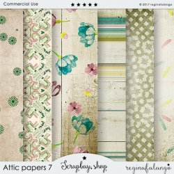 ATTIC PAPERS 7