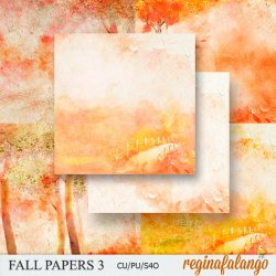 FALL PAPERS 3