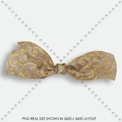 RIBBON X GOLD