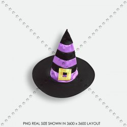 HALO 50 WITCH'S HAT