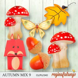 AUTUMN MIX 9