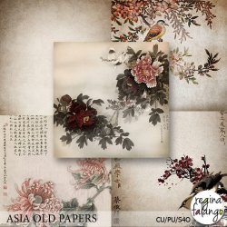 ASIA OLD PAPERS