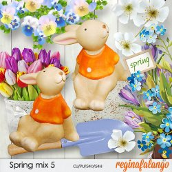 SPRING MIX 5 EASTER
