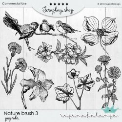 NATURE BRUSH 3