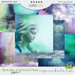 HEAVEN ATTRACTION PAPERS 2