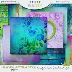 HEAVEN ATTRACTION PAPERS 1