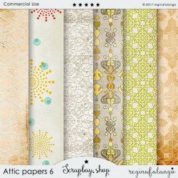 ATTIC PAPERS 6