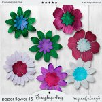 PAPER FLOWERS 15