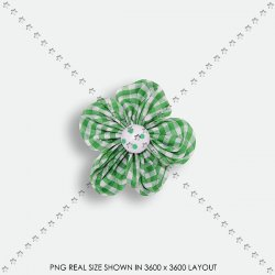 EMBEL 54 FABRIC FLOWER