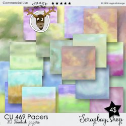 CU 469 PAPERS