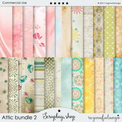 ATTIC PAPERS BUNDLE 2