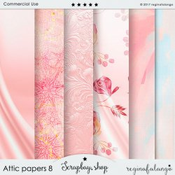 ATTIC PAPERS 8