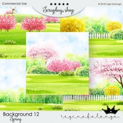 BACKGROUND 12 SPRING