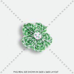 EMBEL 55 FABRIC FLOWER