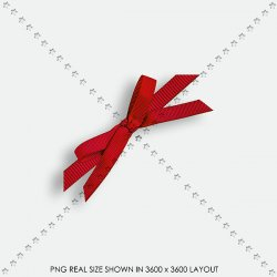 LOVE 92 RED RIBBON