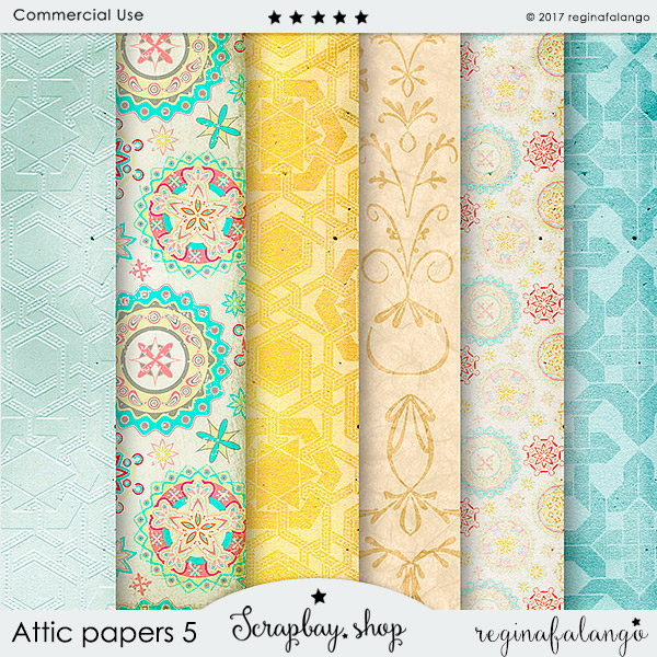 ATTIC PAPERS 5