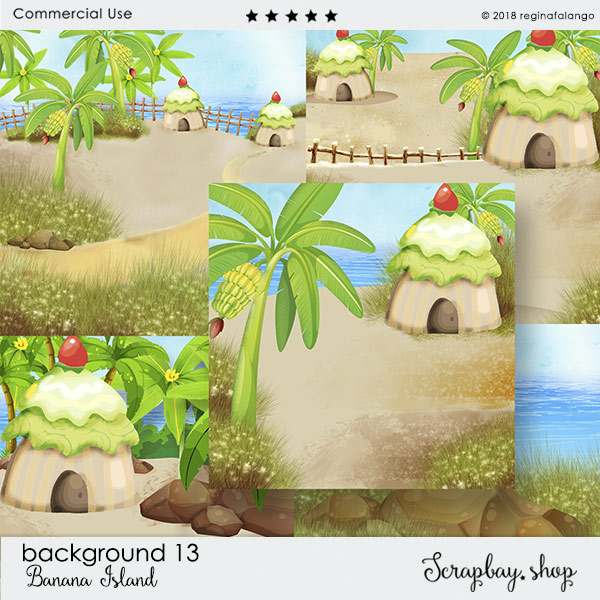 BACKGROUND 13 Banana Island - Click Image to Close