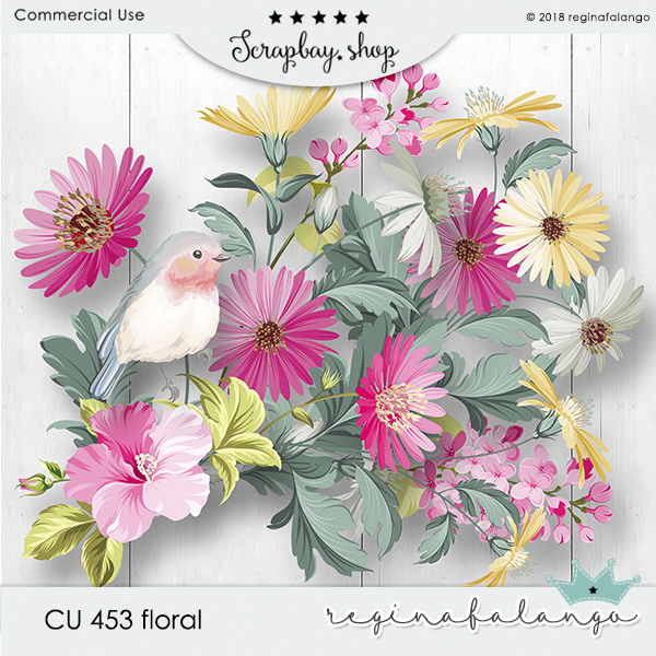 CU 453 FLORAL - Click Image to Close