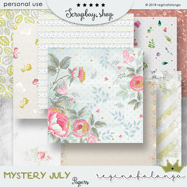 JULY MYSTERY THE KIT - Click Image to Close
