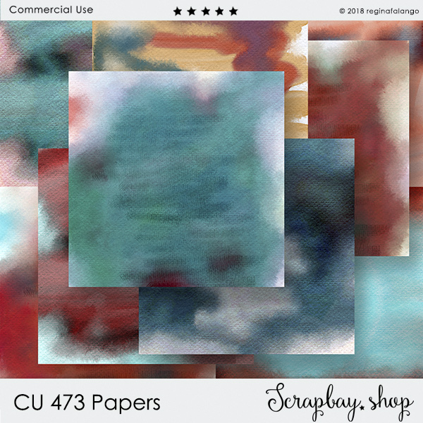 CU 473 PAPERS WATERCOLOR - Click Image to Close