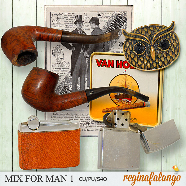 MIX FOR MAN 1
