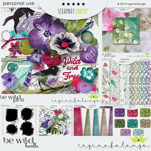 BE WILD BUNDLE
